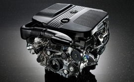 Mercedes Benz Diesel Engine Maintenance