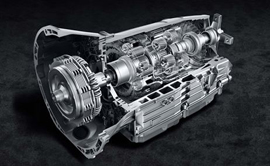 Mercedes Benz Automatic Transmission Maintenance